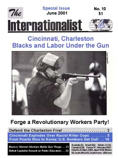internationalist no. 9