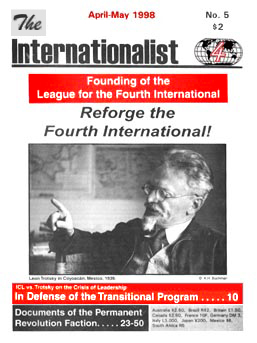internationalist no. 5