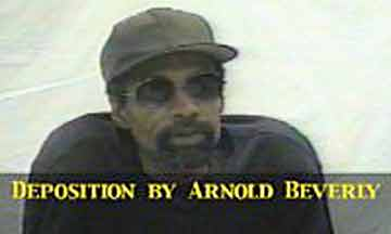 Arnold Beverly deposition