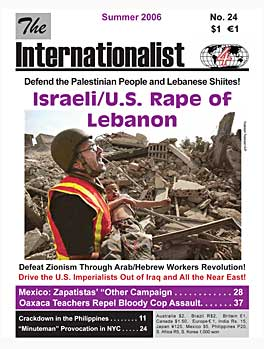 Internationalist No. 24 (Summer 2005)