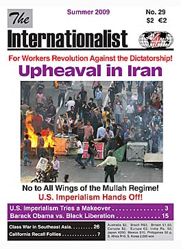 Internationalist No. 29 (Summer 2009)