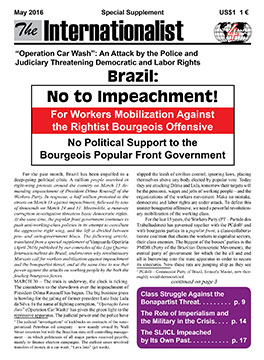 Brazil Impeachment                                   Supplement