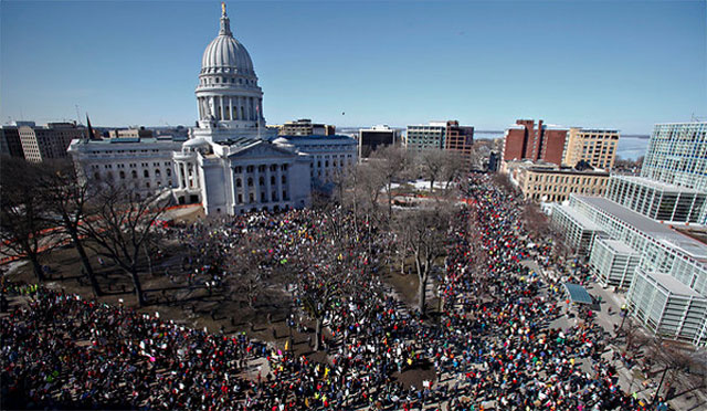 Madison Wi Exactly How Many Square >> Report From Madison To Win Prepare To Strike Wisconsin