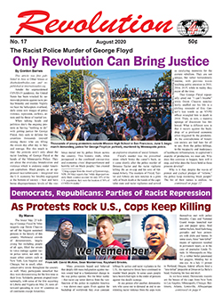 Revolution No. 17 TOC