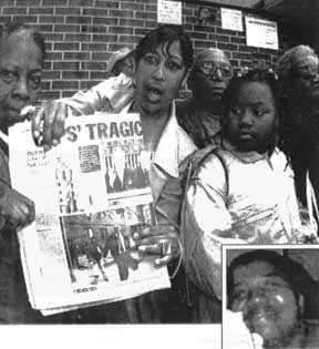CBTU protest over Spruill killing
