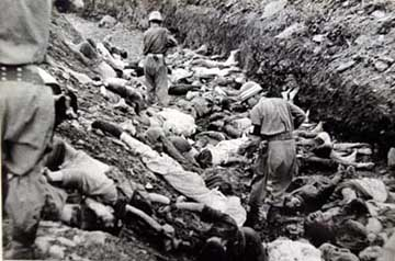 Massacre at Taejon, July 195