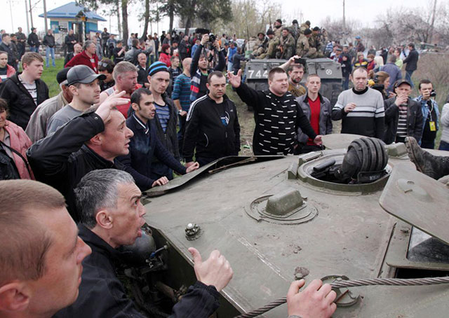 From Ukraine to Middle East: U.S. Imperialism Strikes Out